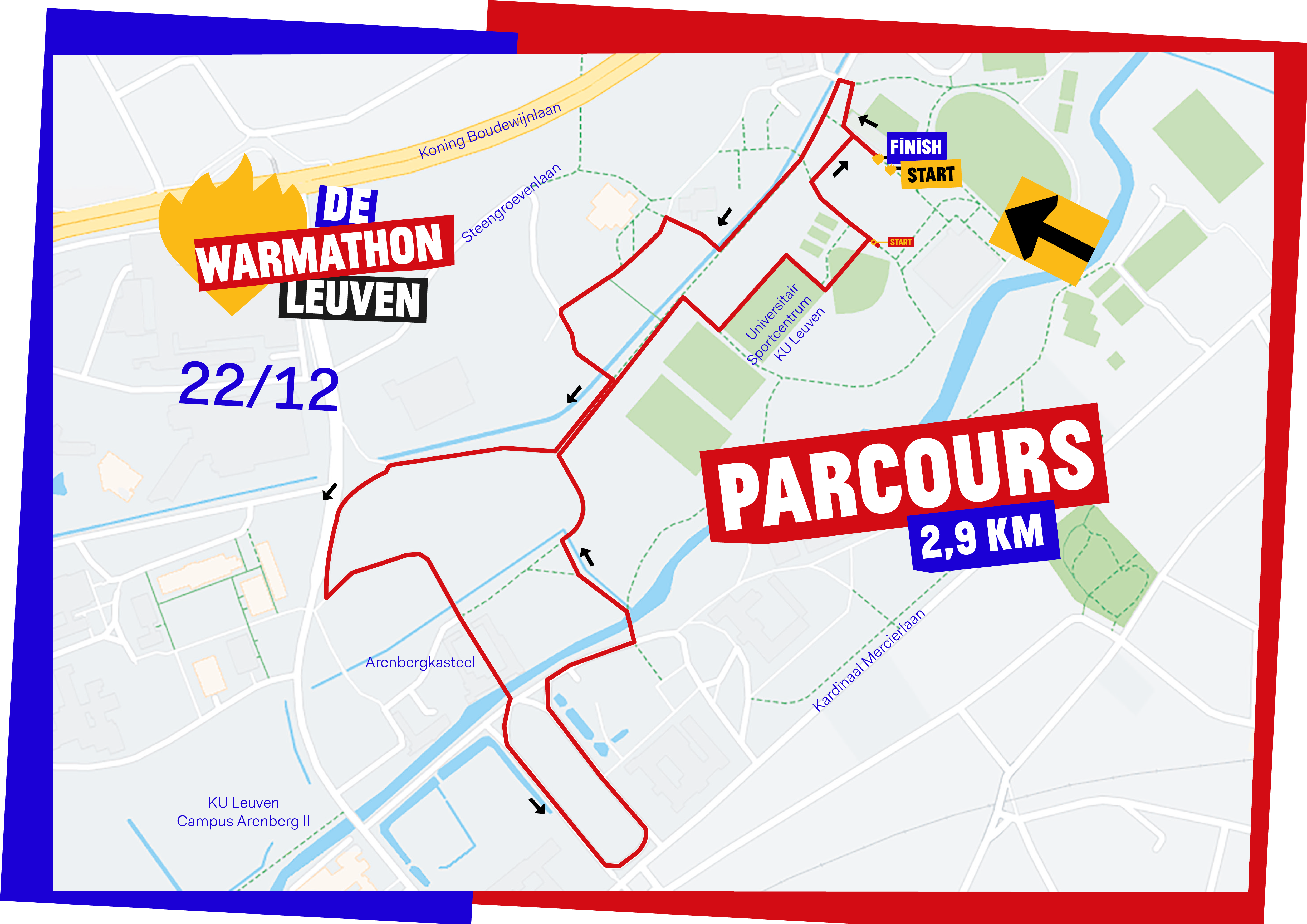 DWW19 Parcours-A3-Leuven
