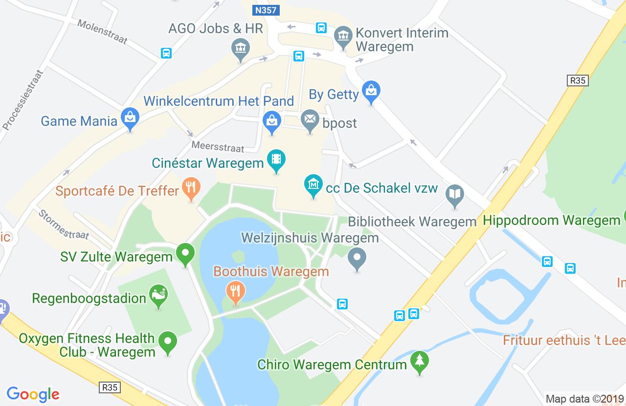 Schakelstraat 8, 8790 Waregem
