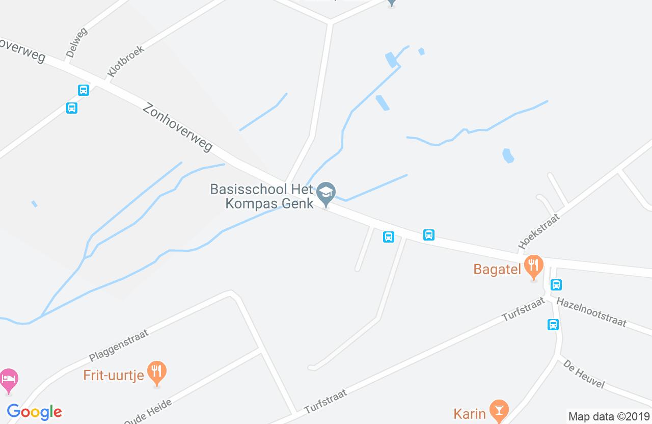 Basisschool Het Kompas Genk, Zonhoverweg 67, 3600 Genk