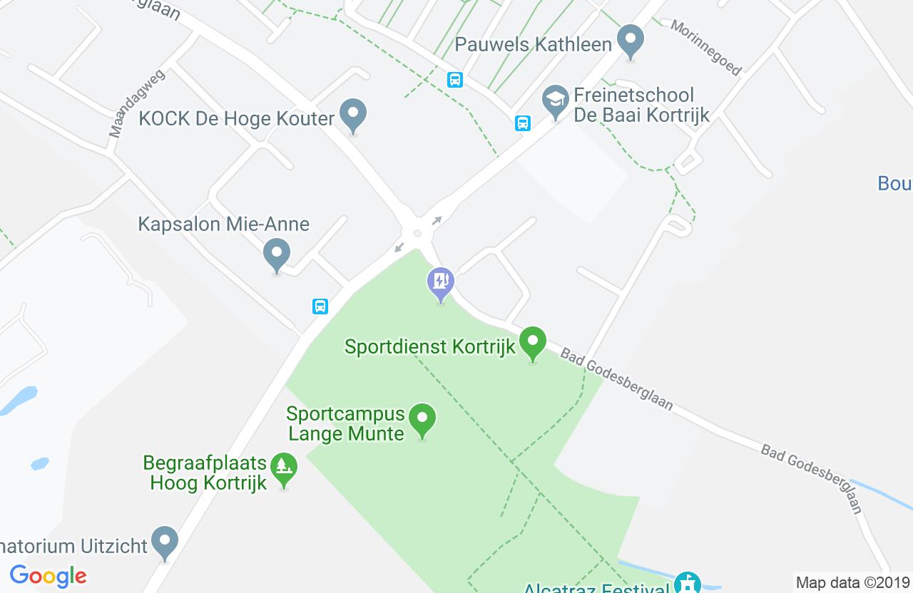 Bad Godesberglaan, 8500 Kortrijk
